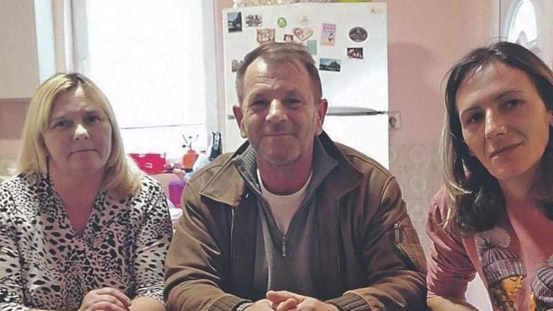 Radiša Jovanović prkosi mišljenju okoline i ima dvije žene i šestero djece