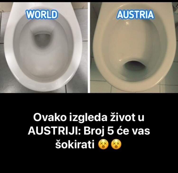 Evo kako izgleda život u Austriji