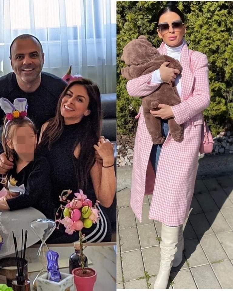 Pogledajte šta je Ana Sević otkrila medijima za Danijela, progovorila i o trećoj bebi