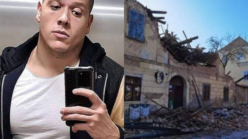 Pjevač Slobodan Radanović prokomentarisao zemljotres, a zatim ga svi napali!