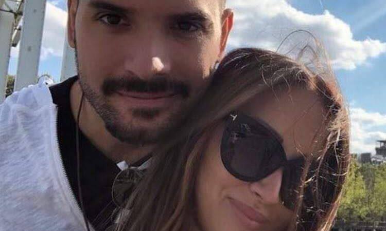 Filip Živojinović čestitao Aleksandri godišnjicu braka