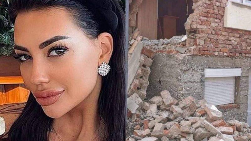 Pogledajte šta je Katarina Grujić napisala povodom zemljotresa koji je pogodio Hrvatsku