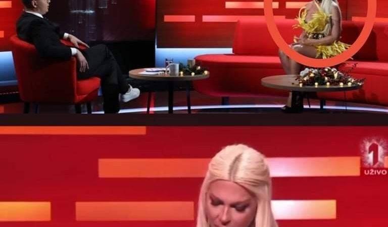 Karleuša progovorila o Vranješu pa zaplakala
