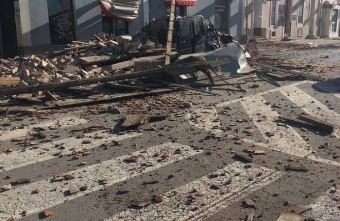 Zemljotres u Zagrebu nanio ogromne materijalne štete!