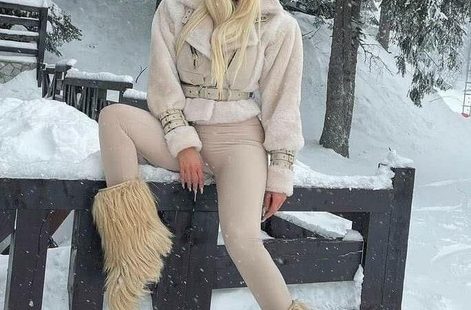 Pogledajte u kakvom luksuzu uživa Jelena Karleuša na Kopaoniku