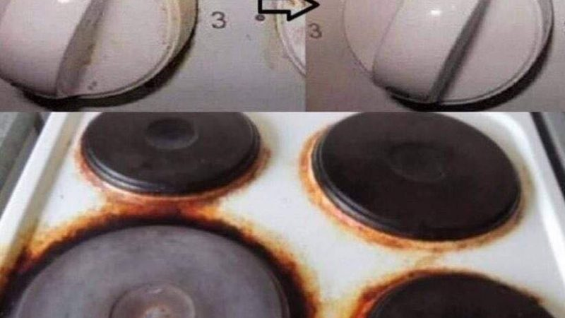 Pogledajte ovaj trik pomoću kojeg ćete ukloniti masne naslage sa šporeta za samo par minuta