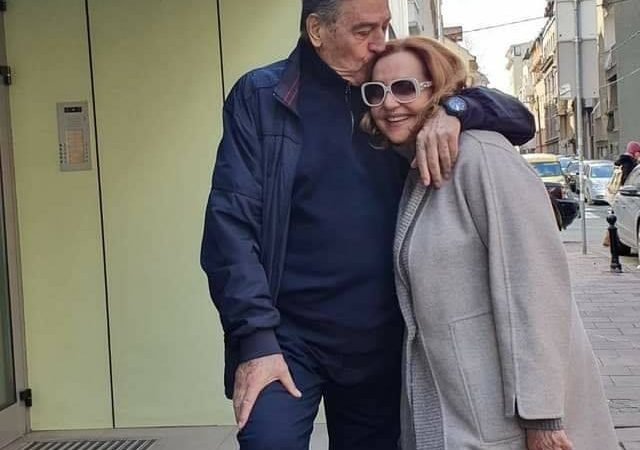 Muž Ane Bekute, Mrka sinoć hitno završio u bolnici