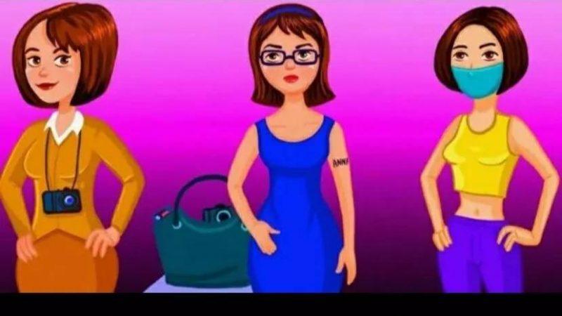 Pogodite koja žena ima dijete i otkrijte šta izbor govori o vama