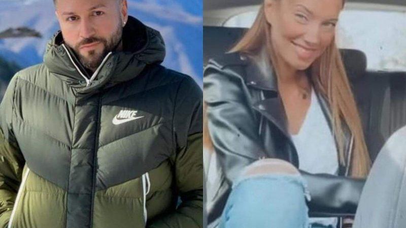 Ivana Aleksić uhvaćena je s ovom osobom, potom se oglasila na Instagramu
