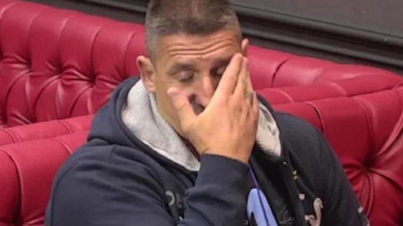 Zbog svakodnevnih svađa Kristijan Golubović donio odluku oko svoje supruge