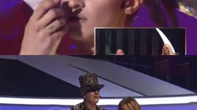 Pogledajte kakvu je pometnju napravila takmičarka u Zvezdama Granda kada je na scenu izašla sa zmijom oko vrata