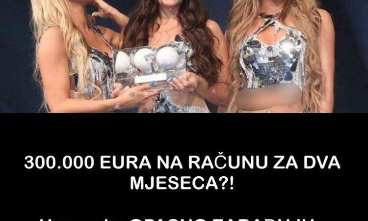 Otkriveni detalji šta se desilo sa Uragankama nakon Eurosonga