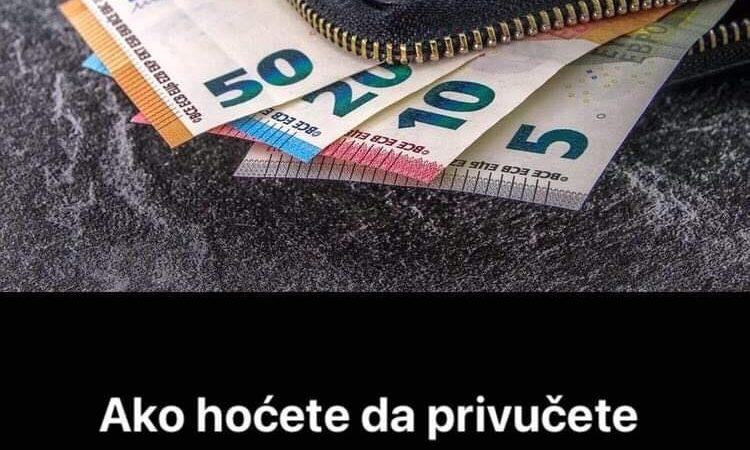 Pogledajte šta trebate izbaciti iz novčanika ako želite privući pare