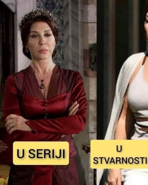 """Pogledajte kako danas izgleda glumica koja je glumila majku Sultaniju u seriji """"Sulejman Veličanstveni"""""""