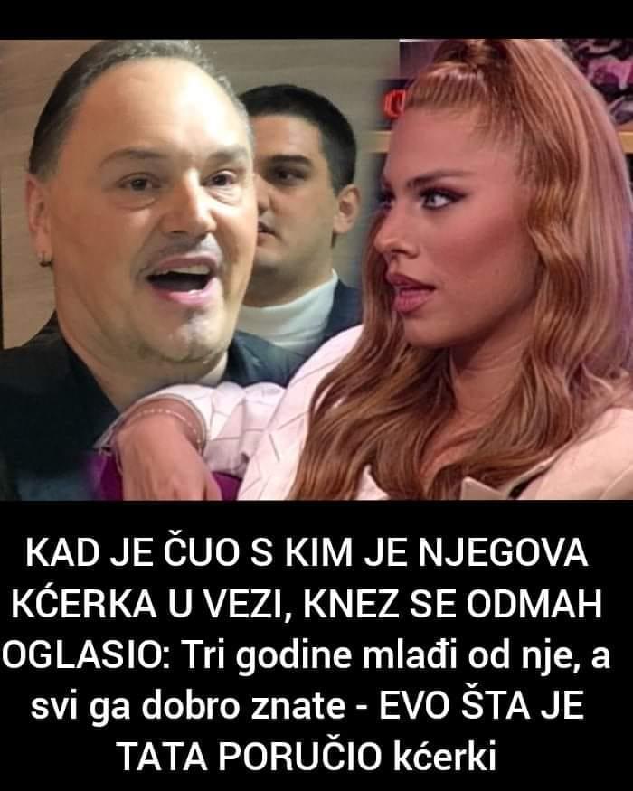Ksenija Knežević u vezi sa 3 godine mlađim muškarcem, oglasio se Knez, pogledajte njegovu reakciju
