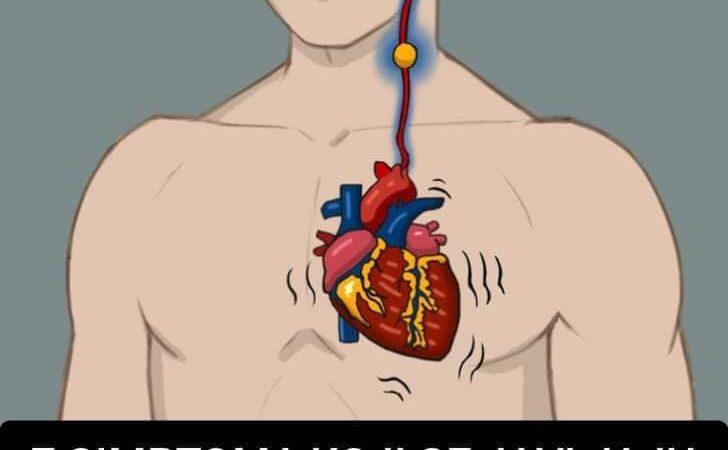 Pogledajte koji su to simptomi koji se javljaju 7 dana prije srčanog udara