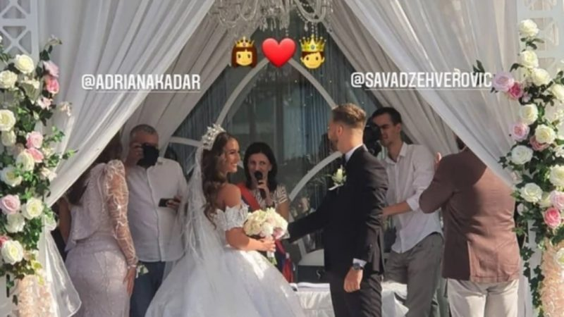 Pogledajte ko se ženi