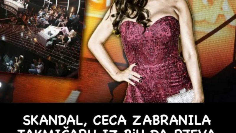 Pogledajte koju pjesmu je Ceca zabranila da pjeva takmičar iz BiH